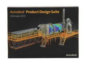 Autodesk Product Design Suite Ultimate 2013 Student Academic Version
