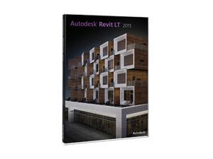 Autodesk AutoCAD Revit LT Suite 2013 w/ 1 year Subscription