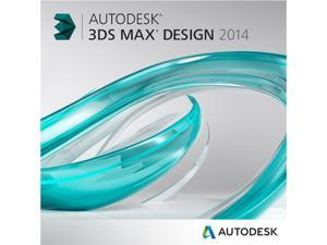Autodesk 3ds Max Design 2014 - Includes 1 year Autodesk Subscription
