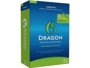 NUANCE Dragon Naturally Speaking Premium 11 Bluetooth English