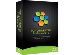 NUANCE PDF Converter Professional 7.0