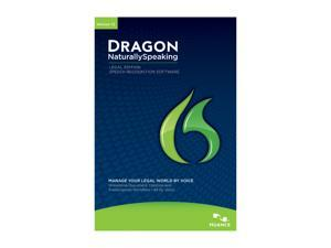 NUANCE Dragon NaturallySpeaking 12 Legal