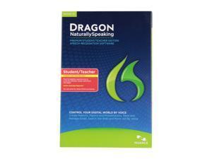 NUANCE Dragon NaturallySpeaking 12 Premium Student/Teacher Online Validation