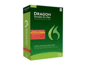 NUANCE Dragon Dictate for 3.0, Student/Teacher
