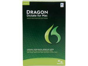 NUANCE Dragon Dictate for Mac 3.0