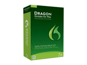 NUANCE Dragon Dictate for 3.0 5-User, English