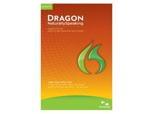 NUANCE Dragon NaturallySpeaking 12 Home - KeyCard