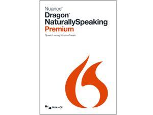 NUANCE Dragon NaturallySpeaking Premium 13 - Upgrade from version 11 and up