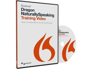 NUANCE Dragon 13 Training Video: Fundamentals for Home and Small Business