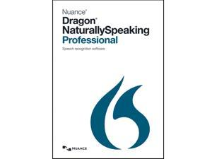 NUANCE Dragon NaturallySpeaking Professional 13.0