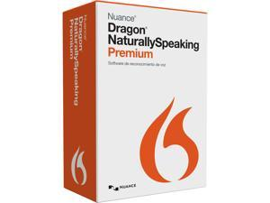 NUANCE Dragon Naturally Speaking Premium 13 - Spanish