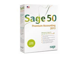 Sage Sage 50 Premium Accounting 2013 Single User