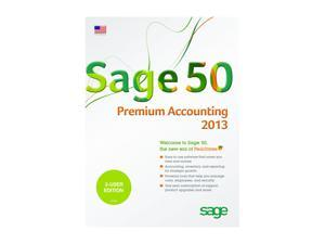 Sage 50 Premium Accounting 2013 (Three User)