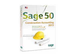 Sage 50 Premium Construction Accounting 2013 (Single User)