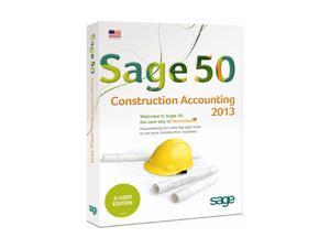 Sage Sage 50 Premium Construction Accounting 2013 (Five User)