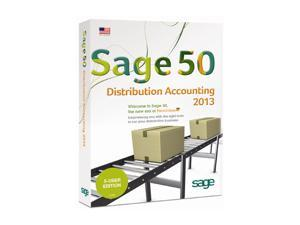 Sage 50 Premium Distribution Accounting 2013 (Five User)