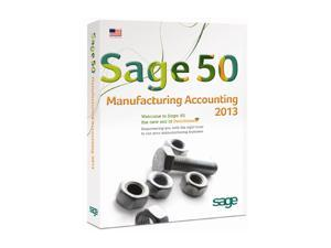 Sage 50 Premium Manufacturing Accounting 2013 (Single User)