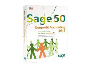 Sage 50 Premium Nonprofit Accounting 2013 (Single User)