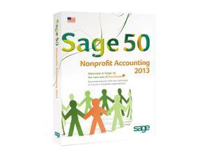 Sage Sage 50 Premium Nonprofit Accounting 2013 (Single User)