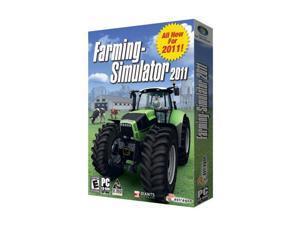 Farming Simulator 2011 PC Game