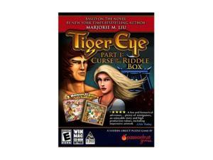 Tiger Eye Curse Of The Riddle Box PC Game