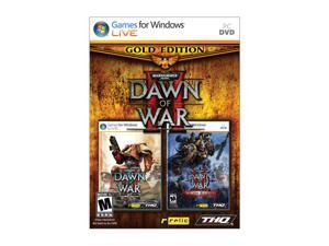 Warhammer 40000 Dawn of War Gold Edition PC Game