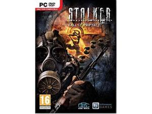 S.T.A.L.K.E.R.: Call of Pripyat  (Jewel Case) PC Game
