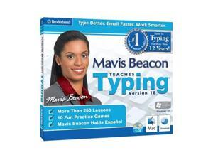 Encore Software Mavis Beacon Teaches Typing 18 -  Jewel Case