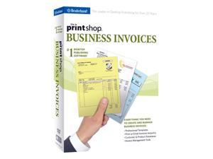 Encore Software The Print Shop: Business Invoices (2009)