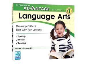 Encore Software Elementary Advantage Essentials Language Arts