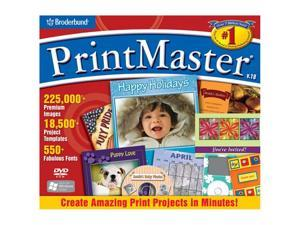 Encore Software Printmaster 18 JC