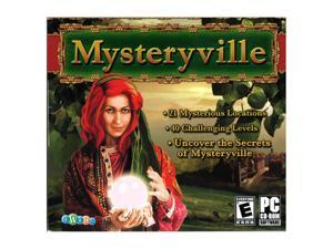 Mysteryville Jewel Case