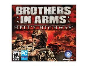 Brothers in Arms Hells Highway Jewelcase PC Game