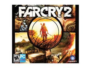 Far Cry 2 (Jewel Case) PC Game