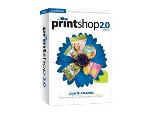 Encore Software The Print Shop 2.0 Deluxe SB