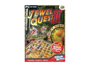 Jewel Quest 3 Jewel Case PC Game