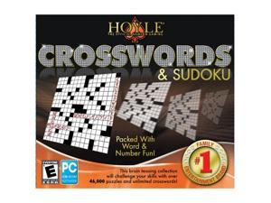 Hoyle Crosswords & Sudoku Jewel Case PC Game