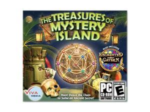 The Treasures Of Mystery Island Jewel Case