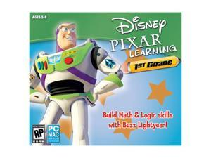 Encore Software Disney Pixar 1st Grade Jewel Case
