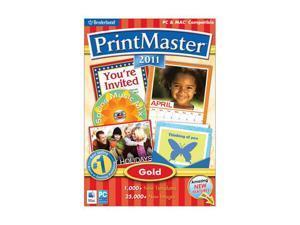 Encore Software PrintMaster 2011 Gold Small Box