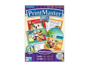 Encore Software PrintMaster 2011 Platinum Small Box