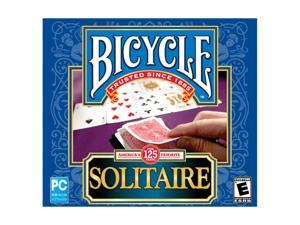 Bicycle Solitaire Jewel Case PC Game