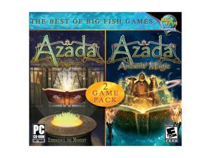 Azada 2 Pack Best of Big Fish Jewel Case PC Game