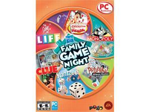 Hasbro Family Game Night PC Game
