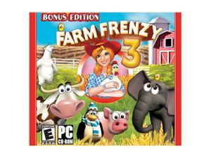 Farm Frenzy 3 Jewel Case PC Game