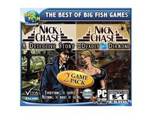Nick Chase 2-pack Jewel Case