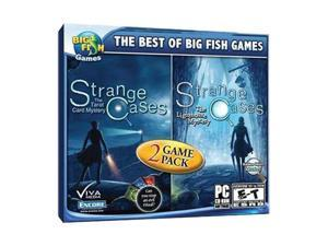 Strange Cases 2-pack Jewel Case