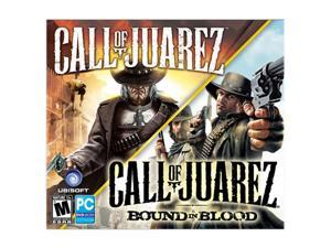 Call of Juarez 1 & 2 (Jewel Case) PC Game