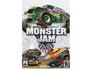 Monster Jam Jewel Case PC Game