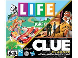 Life And Clue Jewel Case PC Game